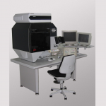Analüütiline stereoseade SD3000 aeropiltide fotogramm-meetriliseks töötluseks analoogfilmi materjalidega