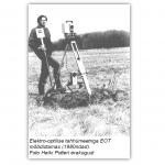 Elektro-optilise tahhümeetriga EOT mõõdistamas (1980ndad)