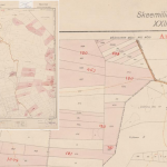 Skeemilise kaardi leht XXIII-30 ja fragment sellest
