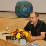 Moderaator Jüri Roosaare