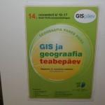GIS päeva plakat