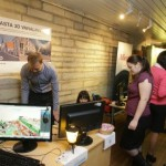 Tallinna Linnaplaneerimise Ameti laud RR-i fuajees