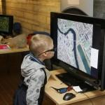 Noor GIS-i huviline