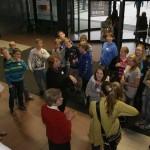 Ekskursioon Rahvusraamatukogus