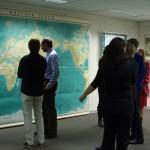 GIS päeva tänuüritus RR-i näitusesaalis